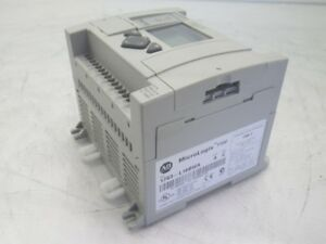 1763 l16bwa Allen Bradley Micrologix 1100 Plc Module Good Condition used Tested
