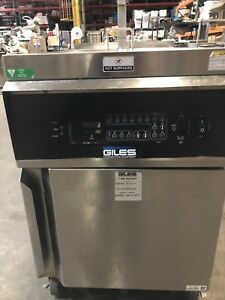 Giles Gef 720 Chicken Fryer With Filter System And Auto Basket Lift