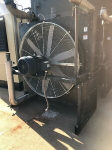 Ingersoll rand Rotary Screw Compressor Package Air Dryer Cooler remote Start