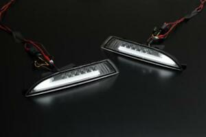Volkswagen Scirocco Led Front Winker Turn Lamp With Light Bar Position Function