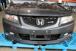 Jdm Honda Accord Euro R Tsx Charcoal Front End Nose Cut Acura Cl7 cl9