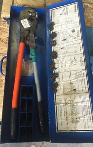 Thomas Betts T b Tbm8s Wire Cable Crimper 1