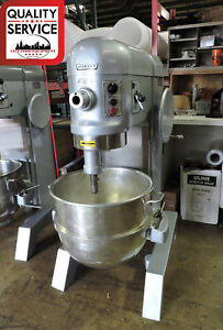 Hobart L800 Commercial 80 Qt All Purpose Mixer W 80qt Bowl 200v