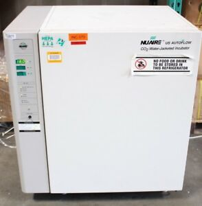 Nuaire Co2 Water Jacketed Incubator Model Nu 4850