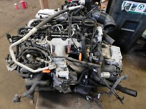 2012 14 Volkswagen Vw Passat Engine Transmission Good Complete 38k Miles