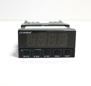 Omega Engineering Dp25b tc a Thermocouple And Rtd Panel Meter