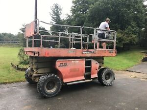 2005 Jlg 3394rt 4x4 Scissor Lift