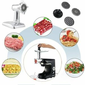 Outad 2 In 1 Electric Meat Grinder Mixer 10speed 650w Kitchen Assistance Mx