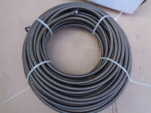 Speedway 3 8 X100 Cable For Cobra St 440 Drain Auger Snake Cleaning Machine