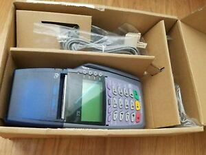 Verifone Omni 5100 5150 And Vx510 Credit Card Machine