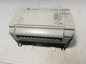 Allen Bradley 1764 24bwa B 1764 lsp C Frn 9 Micrologix 1500 Cont Used gg42