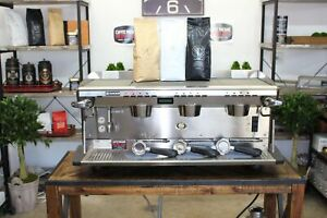 Rancilio Classe 8 3 Group Commercial Espresso Coffee Machine