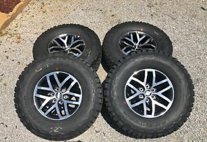 New Takeoff 2017 2018 Original Ford Raptor F150 17 Wheels And Tires 315 70r17