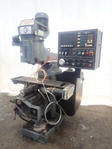 Clausing Kondia Fv 1 Vertical Mill 12 X 42 09180040012