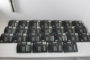 Lot Of 25 Nortel Networks T7316 Charcoal Business Phones Non enhanced