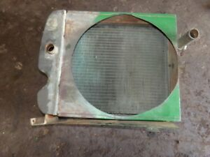 Oliver 770 Gas Tractor Radiator