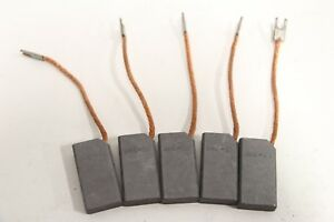 Lot Of 5 New Helwig Carbon Uwe 53 Carbon Motor Brush 1 x1 7 8 x1 2 Nnb