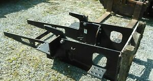 Woods Subframe For Bh9000 Backhoes Kubota M4800 M4900 M5700 Tractors Mounting