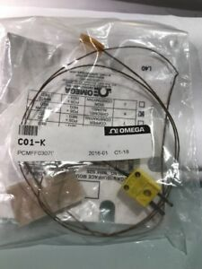 Omega C01 k Cement on Thermocouple New
