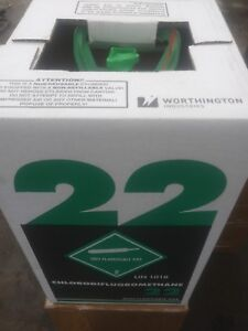 R22 Refrigerant 30lb Cylinder Best Price On Ebay