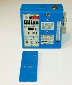 Gilian Hfs 513a Air Sampling Hi flow Module 1
