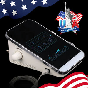 Usps Dental Ultrasonic Scaler Handpiece K3 Touch Screen Led Light Piezo Fit Ems