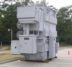 Substation Transformer 25 47 Mva W load Tap Changing