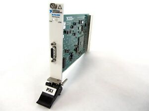 National Instruments Ni Pxi 8360 Mxi express 110mb Remote Interface Module Card