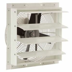 Exhaust Fan 12 In 115 V 900 Cfm Dayton 1blh8 H1
