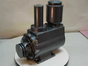 Ulvac D 950 Oil Rotary Vacuum Pump Rebuilt Without Motor
