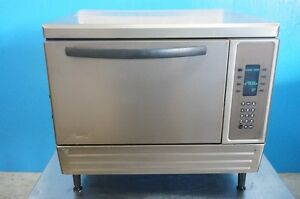 Turbo Chef High Speed Commercial Convection Microwave Model Ngc