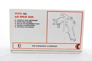 Graco Model 700 Air Spray Paint Gun Sprayer Brand New In Box