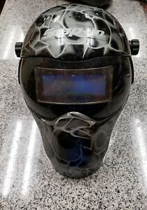 Snap on Welding Helmet See Details A x