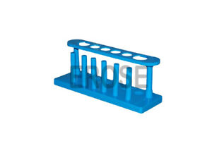 Test Tube Stand plastic 12 Piece By Erose