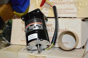 Bodine 23x2fehh Ac Synchronous Dc Stepping Motor New