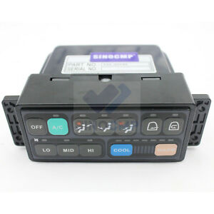 543 00049 Air Conditioner Controller For Daewoo Doosan Excavator S225 5 S225 v