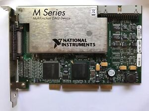 National Instruments Ni Pci 6251 M series Multifunction Daq 190996b 03