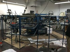 M r Challenge Screen Printing Machine Ch2022 12 10 With 3 Flashes
