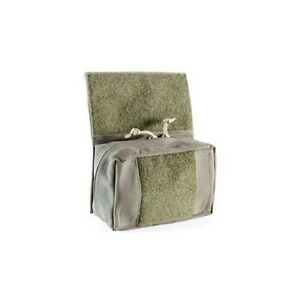 Haley Strategic Mmhrg Ranger Green Pouch Drop Down W loop To Secure Organizers
