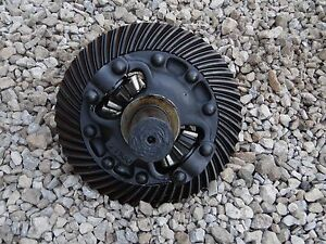 Oliver 77 Gas Tractor Differential