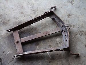 Oliver 70 Tractor Two Bolt Hitch