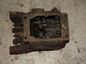 Farmall C Tractor Hydraulic Part