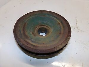 Oliver 70 Tractor Engine Pulley