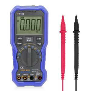 Ow18b Bluetooth Digital Multimeter Supported Mobile Ncv Flashlight Temp Test Zh
