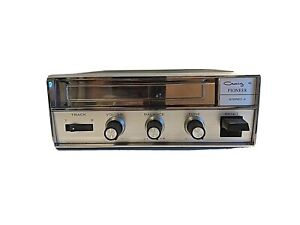 A157 Vintage Craig Pioneer Car Stereo 4 Tape Player 3105c Original Packaging Nib