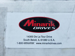 Minarik Lv02 24ac Motor Speed Control Nos In Box