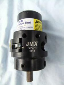 This Is A Jma Sp 78 Cable Strip Prep Tool For 7 8 Cable 4416
