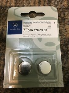 Mercedes Benz Key Battery Pack Set 3v Cr2025 A0008280388 Genuine New