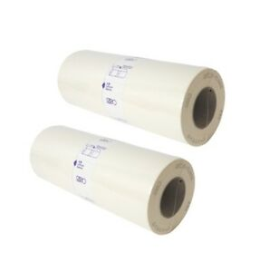 Risograph S4250 Thermal Master Roll 2 pack For Risograph Ez220 Rz200 Rz220 Rz230
