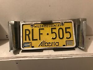 1965 Cadillac Rear Licence Plate And Lights